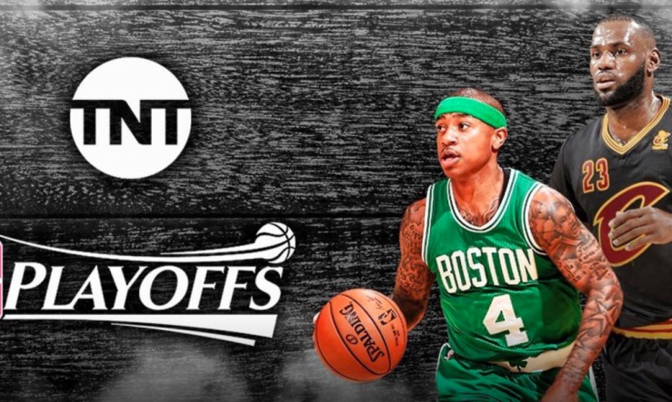 nba on tnt cavs celtics